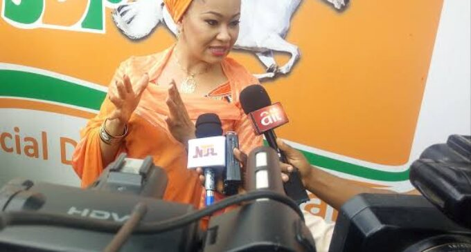 Akpoti asks US to slam visa ban on INEC officials involved in Kogi election