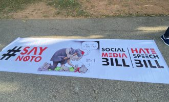 Group launches campaign against bills on social media, hate speech