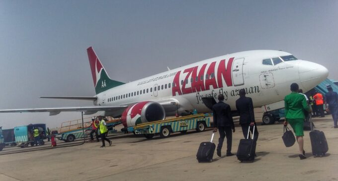 NCAA suspends Azman Air over security concerns (updated)