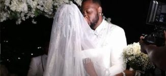 WATCH: Videos from Teddy A, Bambam's white wedding in Dubai