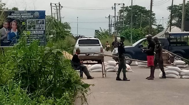 Illegal armed men 'overstretched capacity of security agents' during Kogi, Bayelsa polls