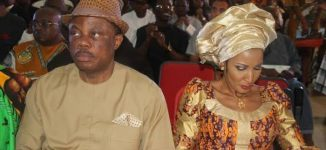 Bianca taunts Obiano over absence at Ojukwu memorial lecture