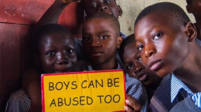 Group launches #BoysToo campaign to tackle sexual harassment