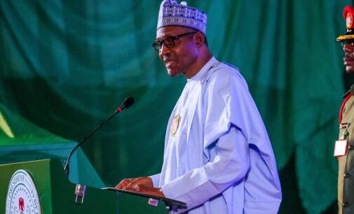 Oil earnings can't take care of the country's needs, says Buhari