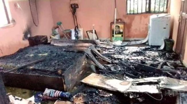 Catholic priest dies in fire outbreak at Anambra church