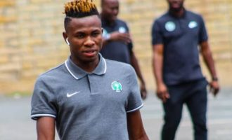I'll only leave Villarreal if guaranteed regular play time, says Chukwueze