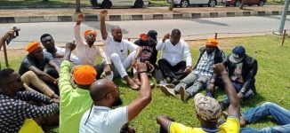 Protest as DSS fails to release Sowore
