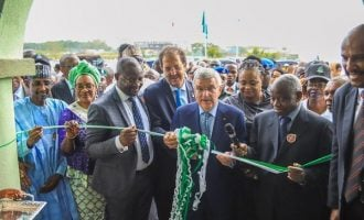 Dare, IOC president inaugurate ANOCA secretariat in Abuja