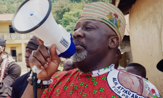EXTRA: I'm better in bed than Yahaya Bello, says Melaye (video)