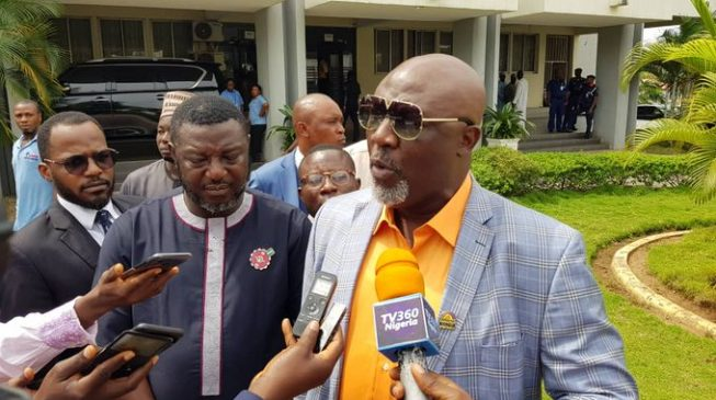 Melaye asks INEC to cancel Kogi senatorial rerun — presents 21 video 'evidence of rigging'