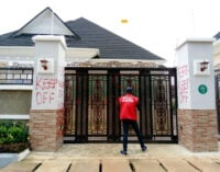 PHOTOS: The mansion, exotic cars seized from FBI-wanted Nigerian now jailed for fraud