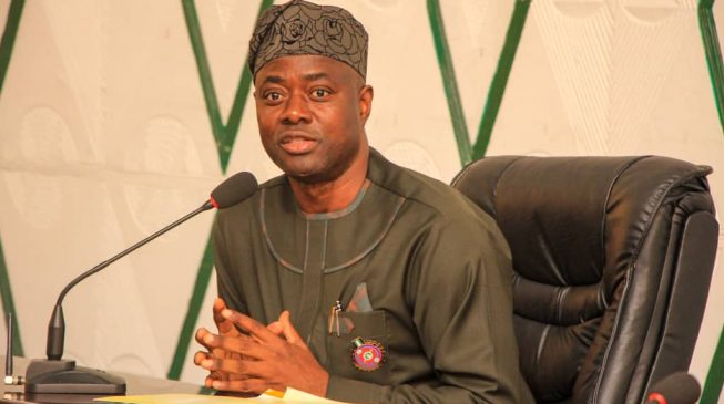 Makinde orders demolition of 'torture centre' in Oyo