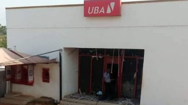 Image result for uba bank robbery