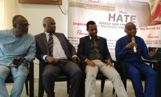 Hate speech bill 'will lead to impunity'