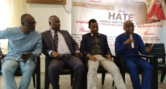 Hate speech bill 'will lead to impunity'