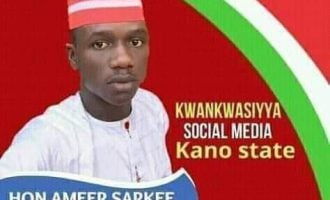 EXTRA: Young man contests for women leader position in Kano