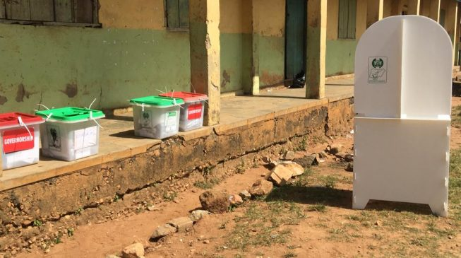 INEC officials abandon Kogi polling unit after beating from 'thugs'