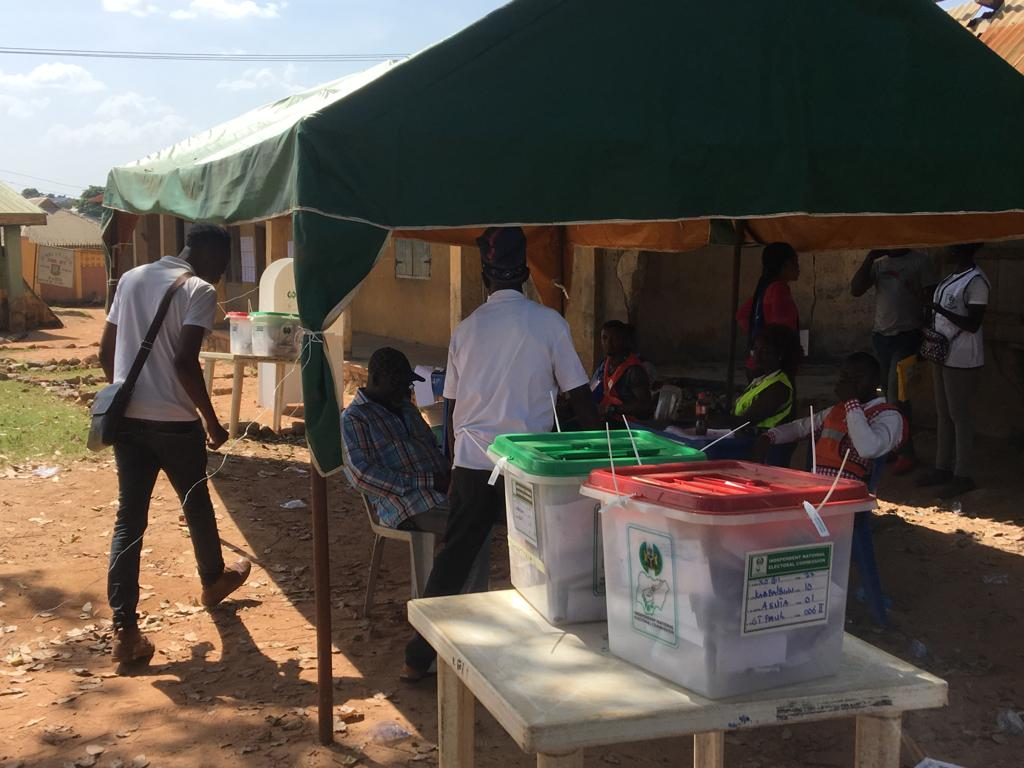 Image result for Vote canceled in Cross River ward over abduction,  missing papers