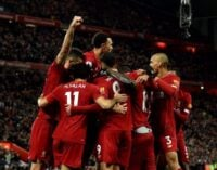 Liverpool, Man City dominate PFA player of the year shortlist