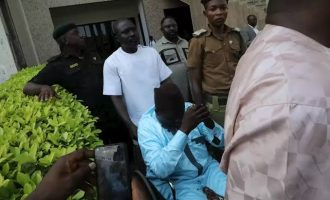 My client is bleeding, Maina's counsel tells judge