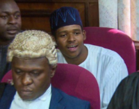 Court grants Maina's son N60m bail