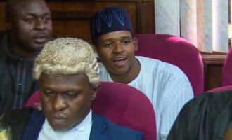 Court grants Maina's son N60m bail