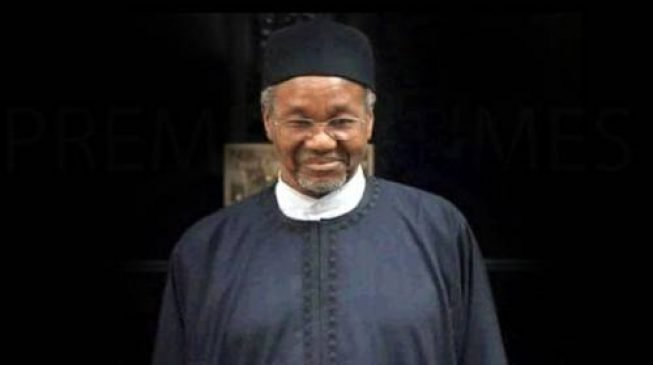 A tribute to Mamman Daura at 80