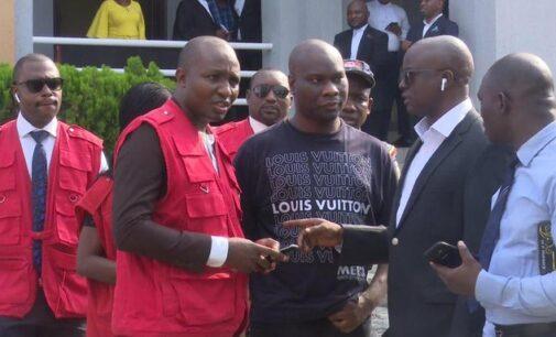 Mompha files N5m lawsuit against EFCC over re-arrest