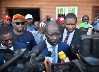 VIDEO: I'm not sure if we would be attacked if we visited PDP chairman, says Obaseki
