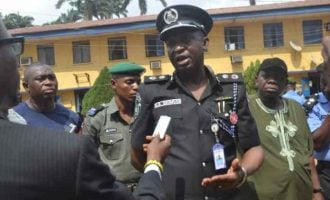 Odumosu appointed Lagos commissioner of police