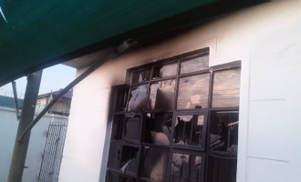 'Thugs' set SDP office in Kogi on fire — four days to election