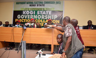 How it went: Announcement of Kogi governorship election results