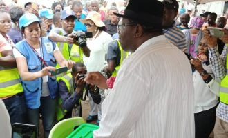 It's a sad commentary on our democracy, says Dickson on Bayelsa election