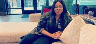 Sinach welcomes first child at 46 — after five years of waiting
