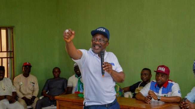 Adeyemi reclaims Kogi west senate seat from Melaye