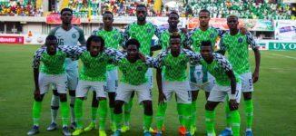 Nigeria draw Cape Verde, Liberia, CAR for 2022 FIFA World Cup ticket
