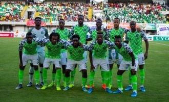 Super Eagles retain spot in latest FIFA ranking