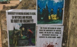 How UNN students 'exposed the powers of darkness' while witchcraft conference was ongoing