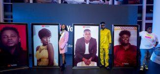 YouTube celebrates Afrobeats with Kizz Daniel, Reekado Banks, Simi, Teni