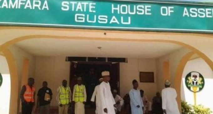 Zamfara LG chair suspended for 'diverting' banditry victims' support fund