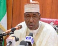 Zulum: South-south, south-east should negotiate for 2023 presidency