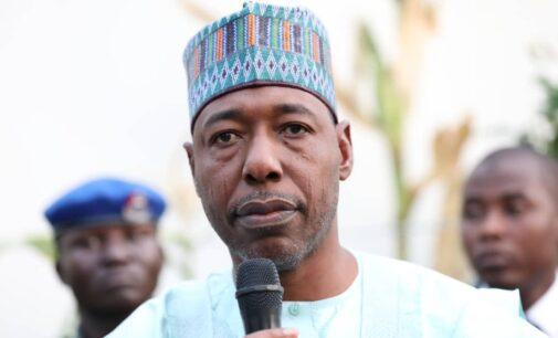 Zulum: ISWAP not in control of Borno — I'm still in charge