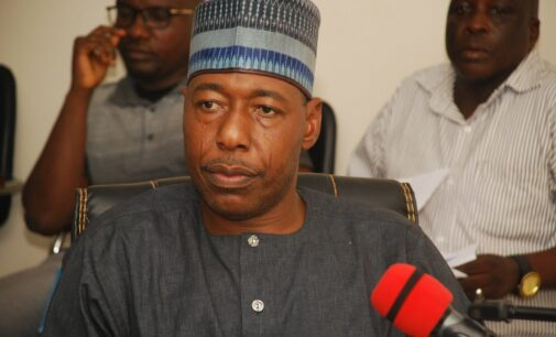 Katsina group asks Zulum to ignore 'faceless' pro-military bodies