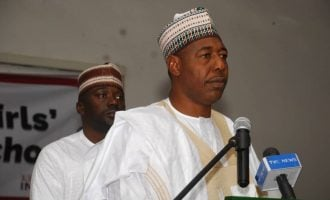 Borno gov begins new year with inauguration of five projects