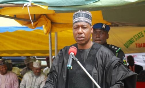 Zulum: I'm against state police — Nigeria will be in more trouble if established