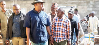 Zulum pays surprise visit to Marte, former Boko Haram stronghold