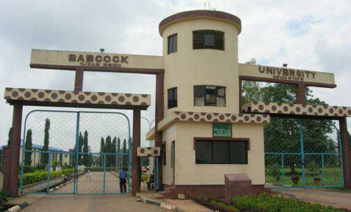 Babcock asks students to pay N25K for COVID-19 test