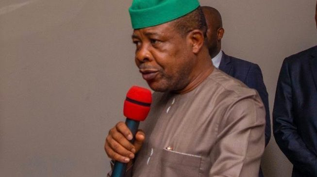 Supreme court subverted the will of Imo people, says Ihedioha
