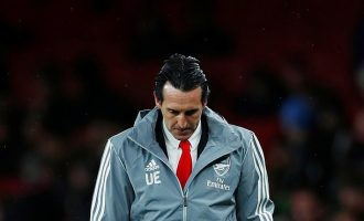 Unai Emery sacked as Arsenal manager — after 18 months in charge