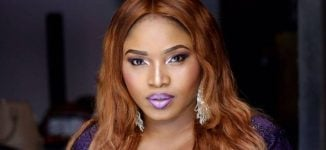 Halima Abubakar deletes Instagram post amid baby photo theft allegation